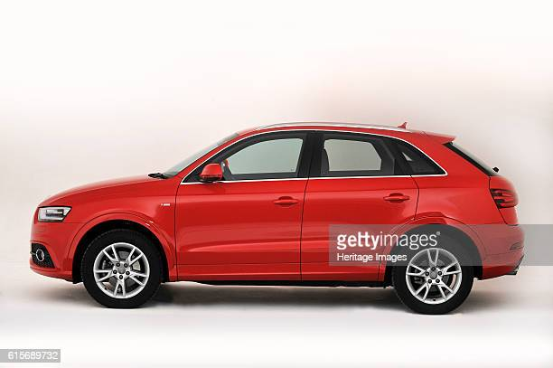 Audi Q3 Artist Unknown