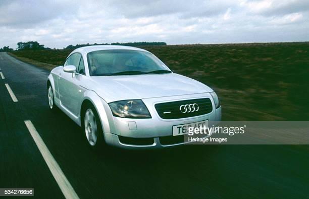 Audi TT quattro 2000