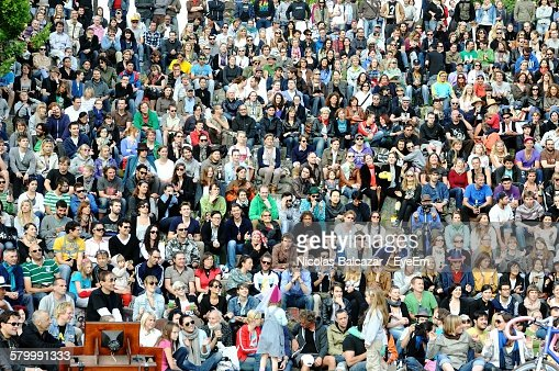 Audience In Concert