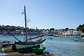 Audierne in Finistere department