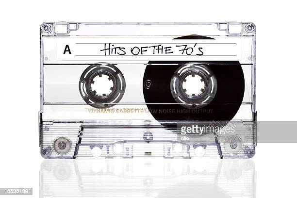 Audio Cassette. Hits of the 70s