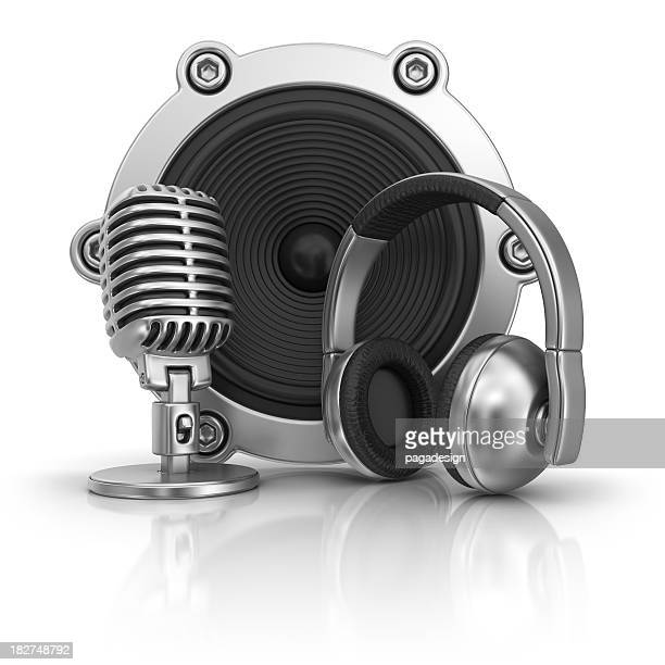 Équipement audio et hifi