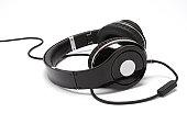 Audio headphones and cord