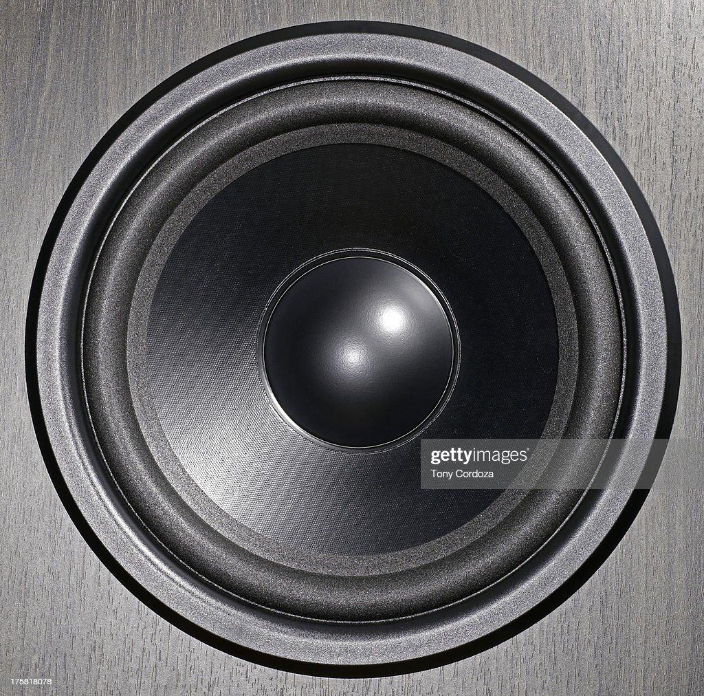 Audio woofer