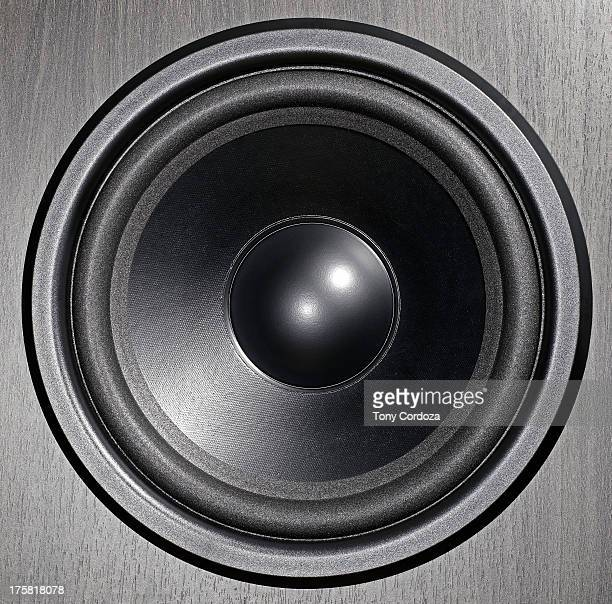 Audio woofer