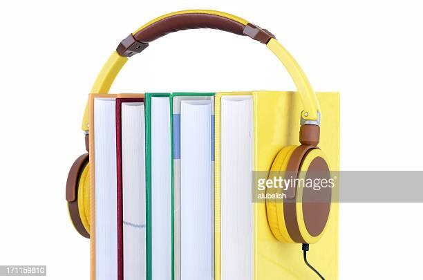 Audiolibro concetto