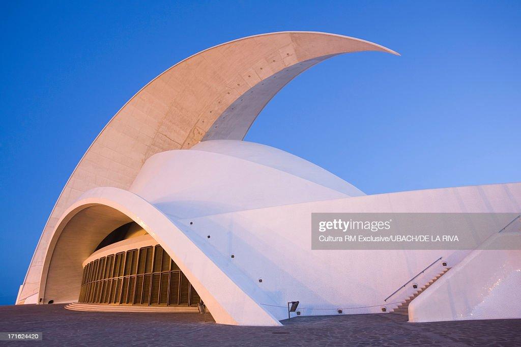 Auditorio, Santa Cruz de Tenerife, Tenerife, Canary Islands, Spain