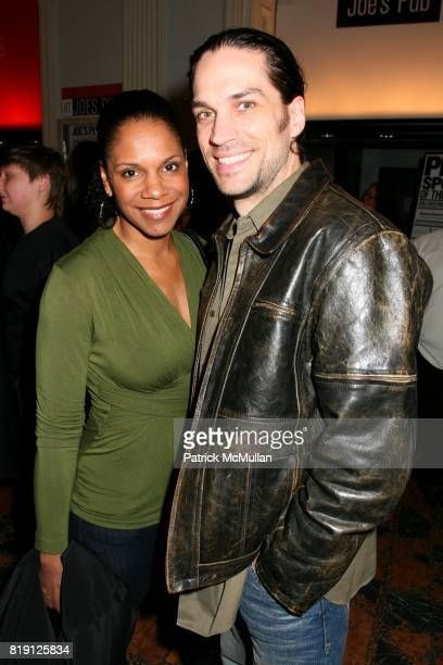 Audra McDonald and attend THE PUBLIC THEATRE Kicks Off Building Renovations and Launches CAPITAL CAMPAIGN With CEREMONIAL GROUNDBREAKING at The...