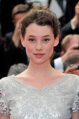 Audrey BergesFrisbey at the premiere of 'Pirates of the Caribbean On Stranger Tides' during the 64th Cannes International Film Festival