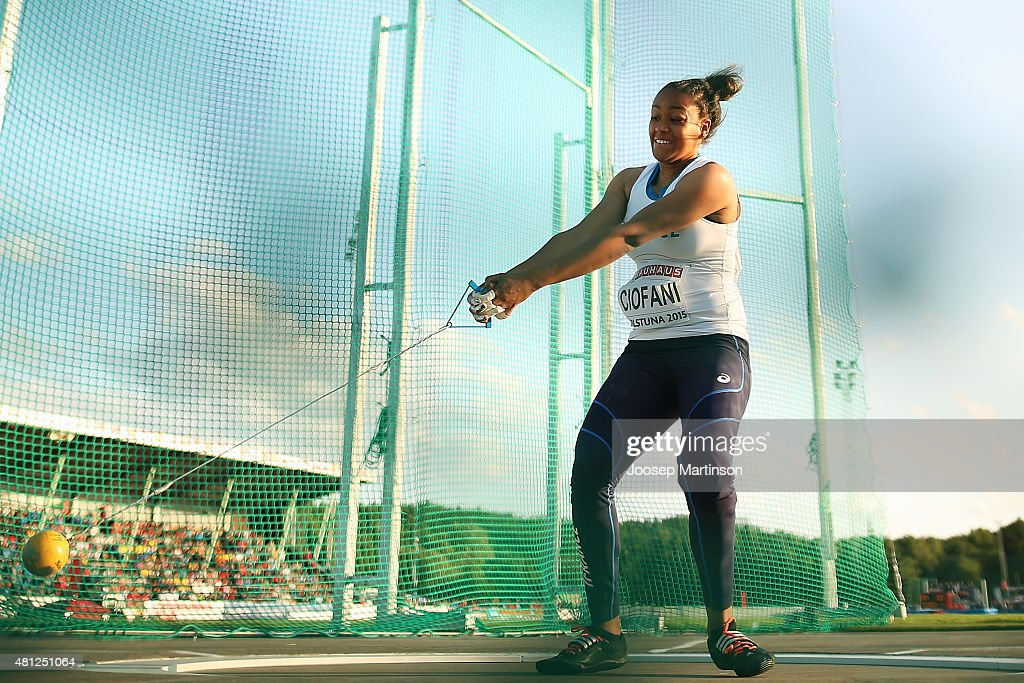 European Athletics Junior Championships - Day Three ...