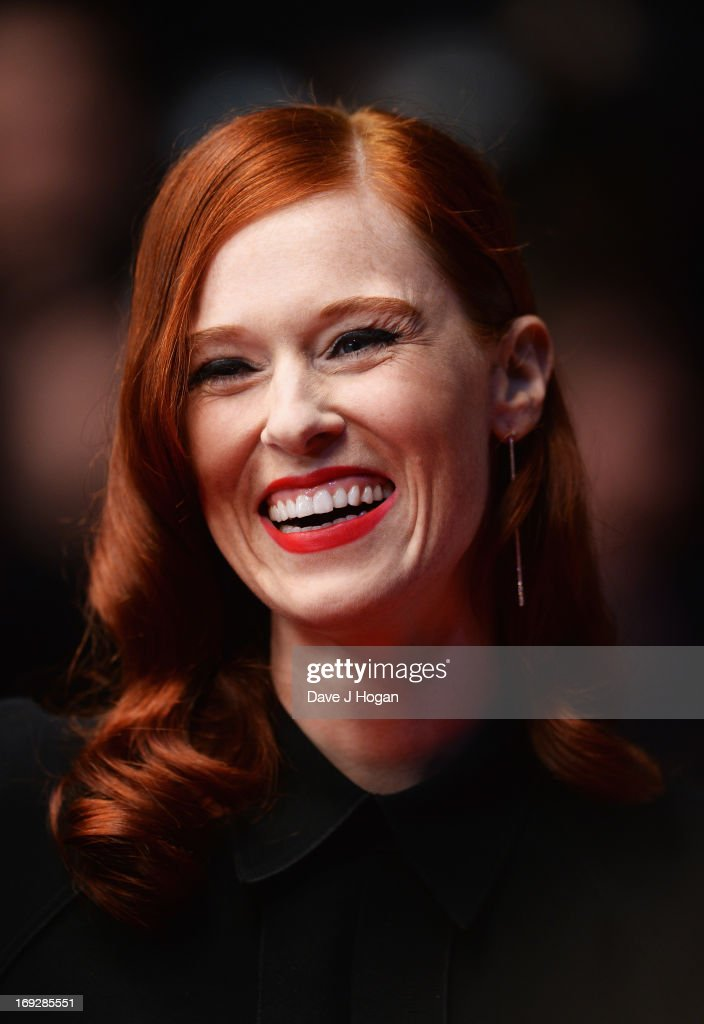 Audrey Fleurot attends the 'Only God Forgives' Premiere during the 66th Annual Cannes Film Festival at Palais des Festivals on May 22, 2013 in Cannes, France.