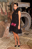 Audrey Gelman attends the CHANEL Dinner Celebrating N°5 THE FILM by Baz Luhrmann on October 13 2014 in New York City