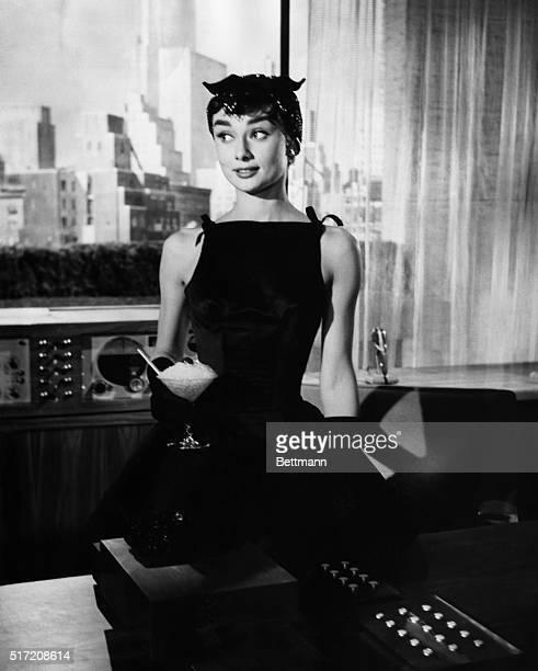 Audrey Hepburn in Sabrina Fair