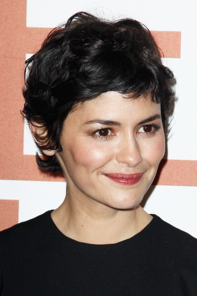 audrey tautou stock photos and pictures getty images. Black Bedroom Furniture Sets. Home Design Ideas