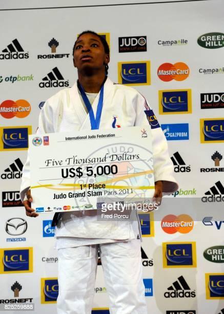Audrey TCHEUMEO 78kg Finale Tournoi de Paris 78 kg Judo Paris