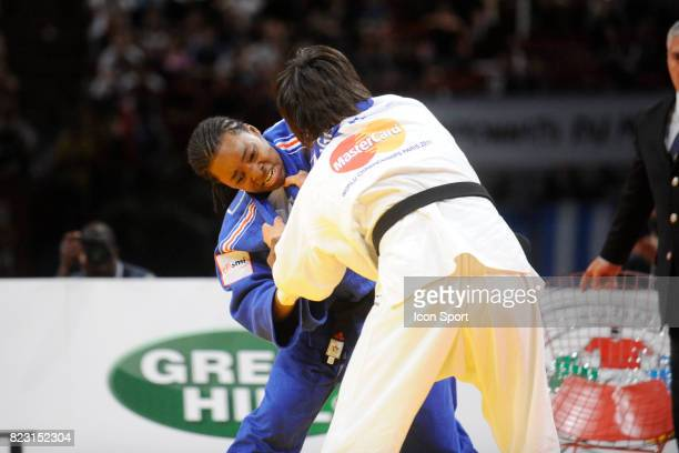 Audrey TCHEUMEO / Akari OGATA Finale 78kg Championnats du Monde de Judo 2011 Paris