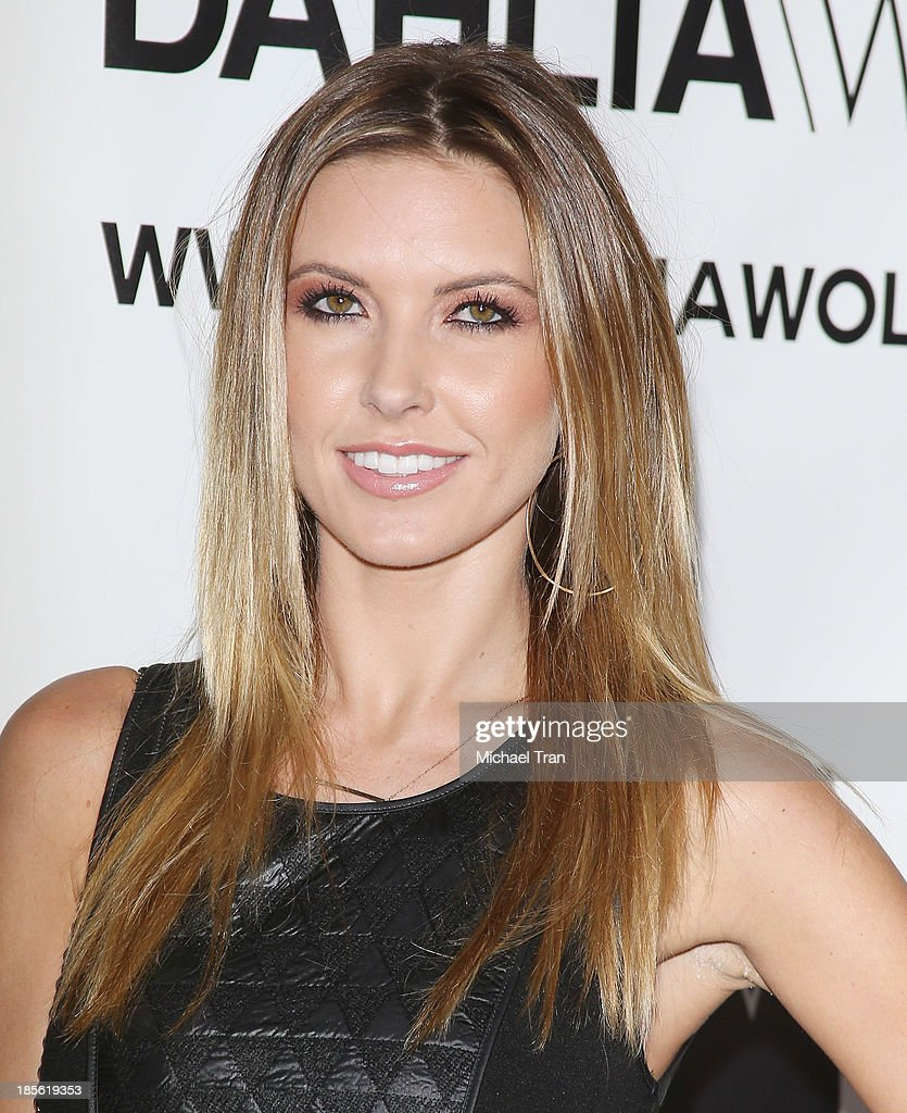 <a gi-track='captionPersonalityLinkClicked' href=/galleries/search?phrase=Audrina+Patridge&family=editorial&specificpeople=2584350 ng-click='$event.stopPropagation()'>Audrina Patridge</a> arrives at the Dahlia Wolf launch party held at Graffiti Cafe on October 22, 2013 in Los Angeles, California.