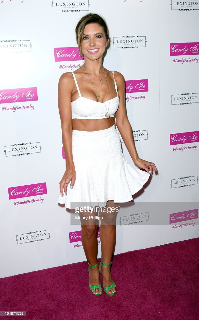 <a gi-track='captionPersonalityLinkClicked' href=/galleries/search?phrase=Audrina+Patridge&family=editorial&specificpeople=2584350 ng-click='$event.stopPropagation()'>Audrina Patridge</a> attends Fire & Ice Gala Benefiting Fresh2o at Lexington Social House on March 28, 2013 in Hollywood, California.