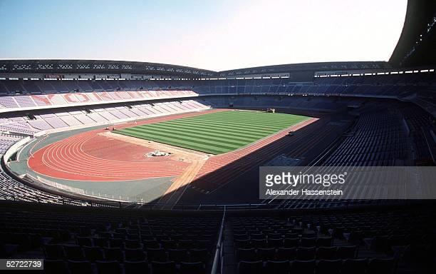 VORSCHAU auf die WM 2002 in KOREA und JAPAN Yokohama UEBERSICHT YOKOHAMA STADION