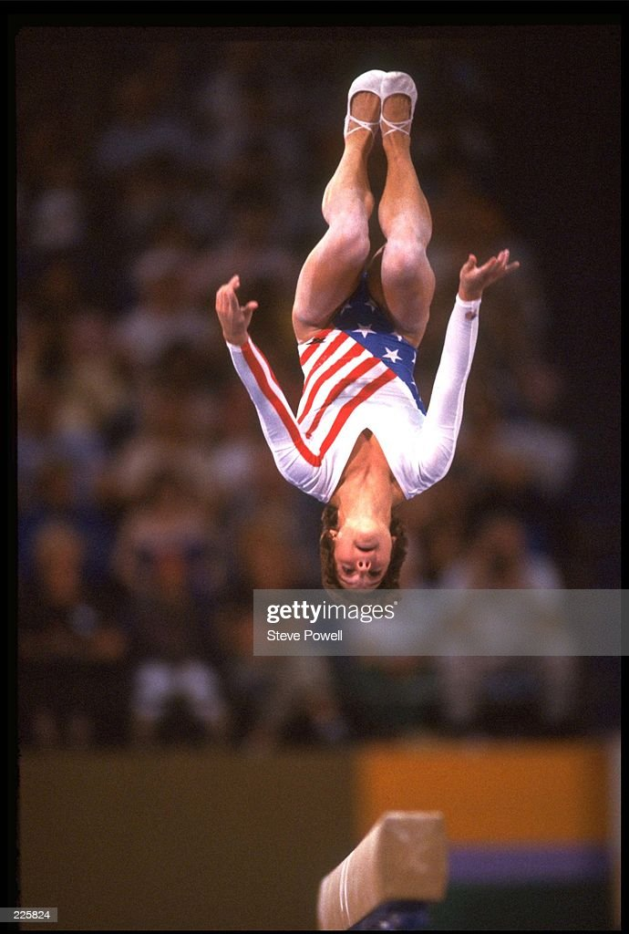 Consider, that Mary lou retton really