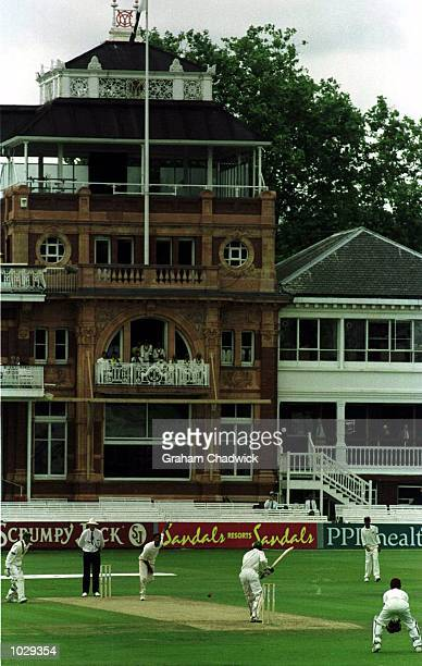 A general view during the Costcutter Under U15 World Cricket Challenge 2000 between the West Indies and Pakistan played at Lords London Mandatory...