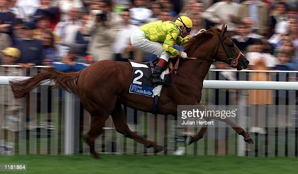 Gerald Mosse brings Bad As I Wanna Be home at Deauville to land an easy victory in The Prix Morny Casinos Barriere run over 1200 M at The Normandy...