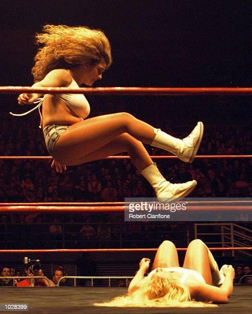 sweet destiny the women wrestler