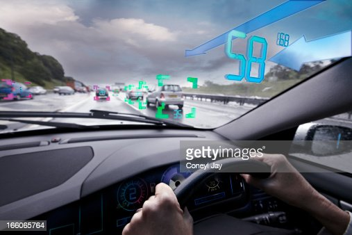 Augmented Reality : Stock Photo
