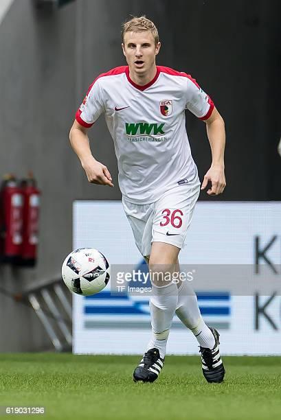 Augsburg Deutschland Bundesliga 7Spieltag FC Augsburg FC Schalke 04 Martin Hinteregger