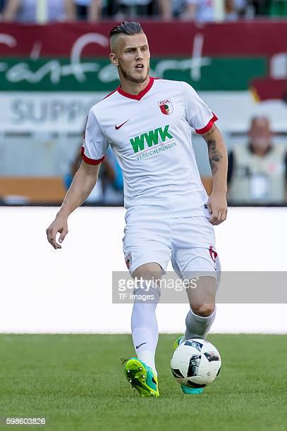Augsburg Deutschland Bundesliga FC Augsburg VfL Wolfsburg Jeffrey Gouweleeuw