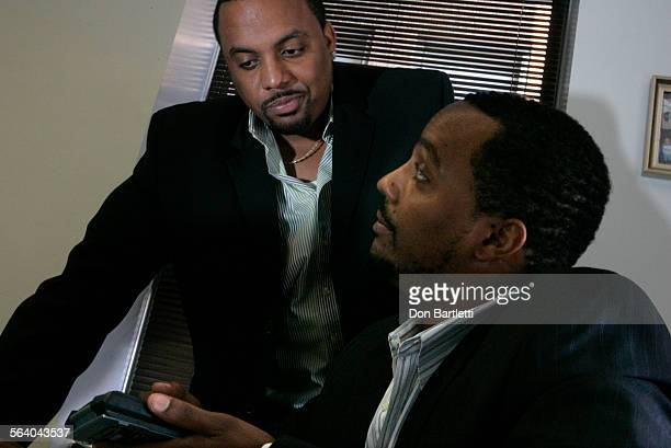 August 1 2007 Long Beach CA Jawhar Green and Bilal Green own Triumphant Mortgage The twin brothers are loan brokers who feel the pinch from the...