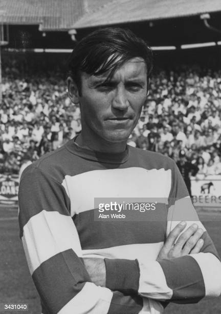 The Queen's Park Rangers footballer Barry Bridges