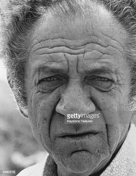 British comic actor and star of the 'Carry On' films Sid James