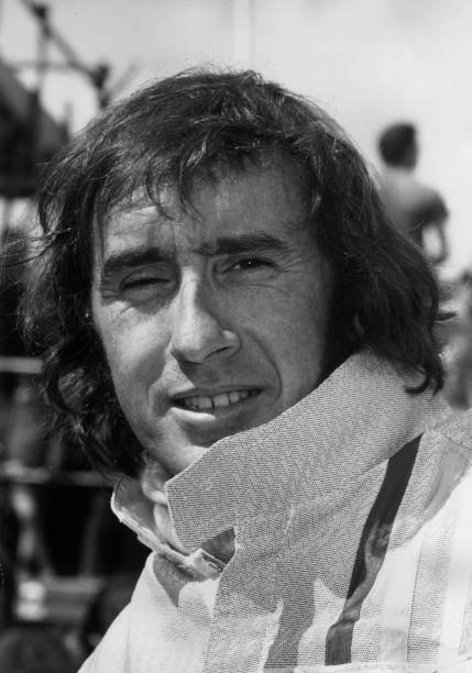 In Profile Jackie Stewart Photos And Images Getty Images