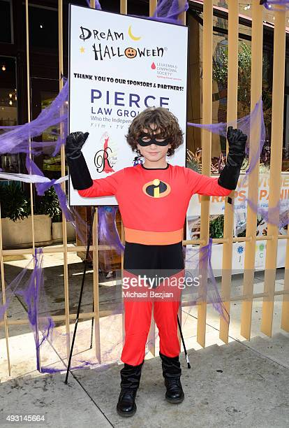 August Maturo attends Dream Halloween 2015 at the Egyptian Theatre on October 17 2015 in Hollywood California