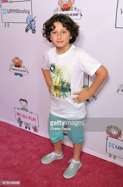 August Maturo attends Zimmer Children's Museum Presents 'We All Play' Annual FUNraiser on April 30 2017 in Los Angeles California