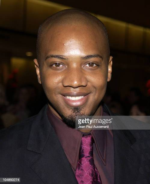 J August Richards during 53rd Annual ACE Eddie awards at Beverly Hilton Hotel in Beverly Hills California United States