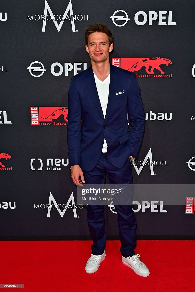 August Wittgenstein during the New Faces Award Film 2015 at ewerk on May 26, 2016 in Berlin, Germany.