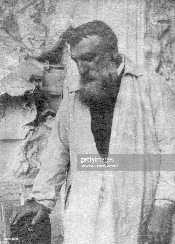 Auguste Rodin 18401917 photographed by Gertrude Käsebier18521934 dated 1906