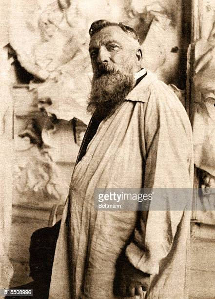 Auguste Rodin French sculptor