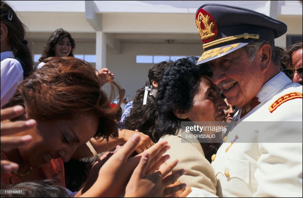 <a gi-track='captionPersonalityLinkClicked' href=/galleries/search?phrase=Augusto+Pinochet&family=editorial&specificpeople=93107 ng-click='$event.stopPropagation()'>Augusto Pinochet</a> in Santiago, Chile in April, 1987.