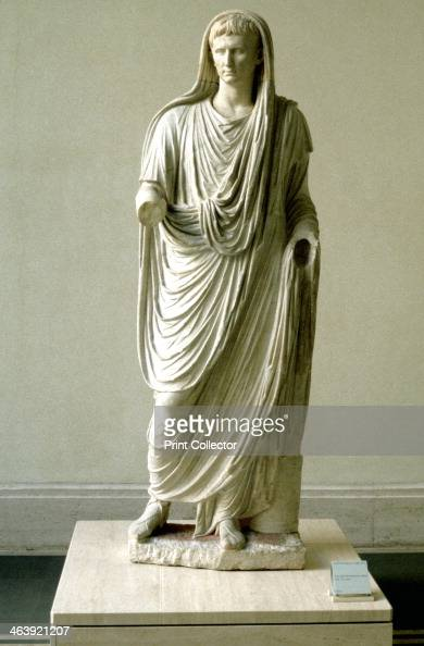 'Augustus' Known as Gaius Julius Caesar Octavianus first and among the most important of the Roman Emperors