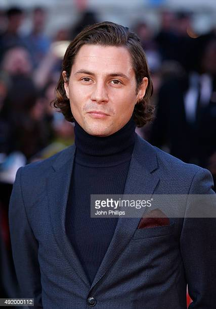 Augustus Prew attends the HighRise Screening during the BFI London Film Festival at Odeon Leicester Square on October 9 2015 in London England