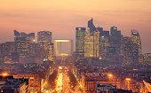 Aunset at Paris