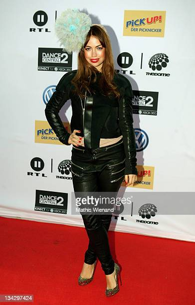 Aura Dione attends The Dome 60 on November 30 2011 in Duisburg Germany