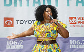 106.7 LITE FM's Broadway In Bryant Park - August 16,...