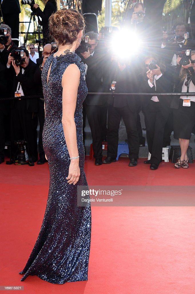 Aurelie Filipetti attends the Premiere of 'Zulu' and the Closing Ceremony of The 66th Annual Cannes Film Festival at Palais des Festivals on May 26, 2013 in Cannes, France.