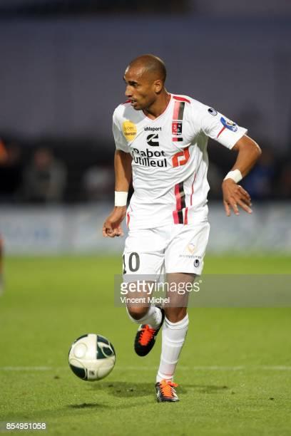 Aurelien CAPOUE LAval / Boulogne 3e journee Ligue 2