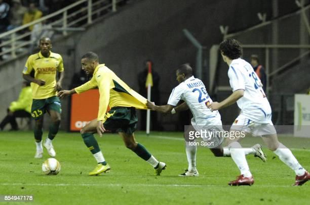 Aurelien CAPOUE Nantes / Troyes 12eme journee de Ligue 2