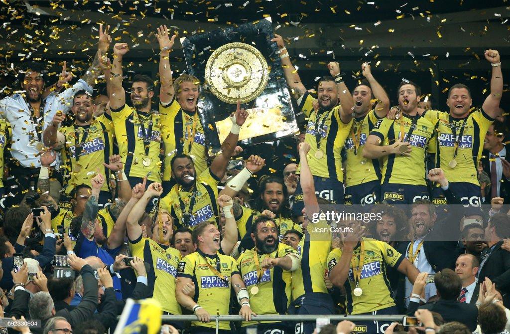 Rc Toulon v Clermont Auvergne - Top 14 Final